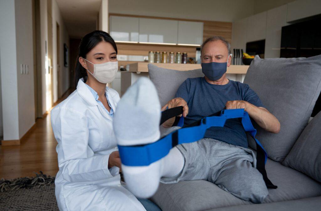 ¿Conoces las ventajas de la fisioterapia a domicilio?